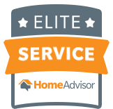 Elite Service Award - HomeAdvisor.com