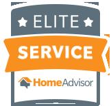 Elite Service Award - HomeAdvisor.com